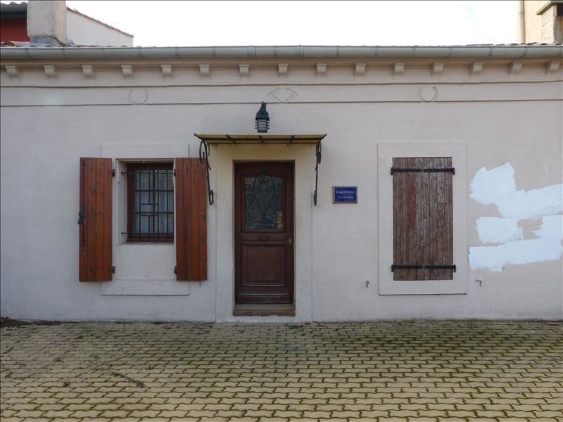 Vente maison / villa Beziers 160000€ - Photo 1