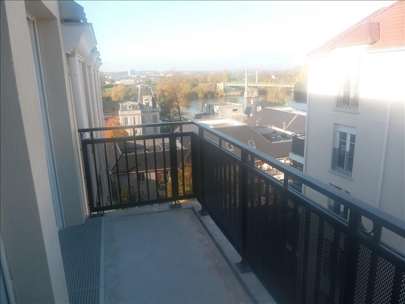 Rental apartment Triel sur seine 565€ CC - Picture 1