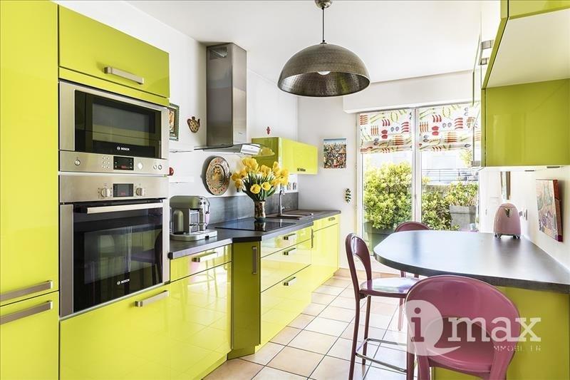 Vente de prestige appartement Levallois perret 1399000€ - Photo 4