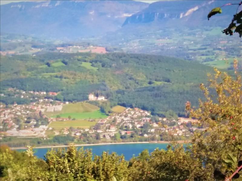 Venta  terreno Le bourget du lac 88000€ - Fotografía 1