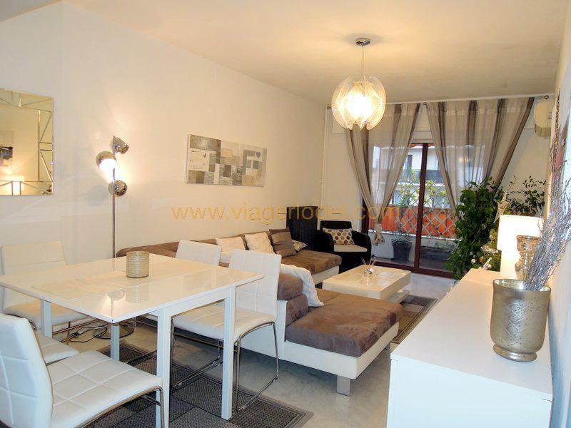 Life annuity apartment Cagnes-sur-mer 155000€ - Picture 3