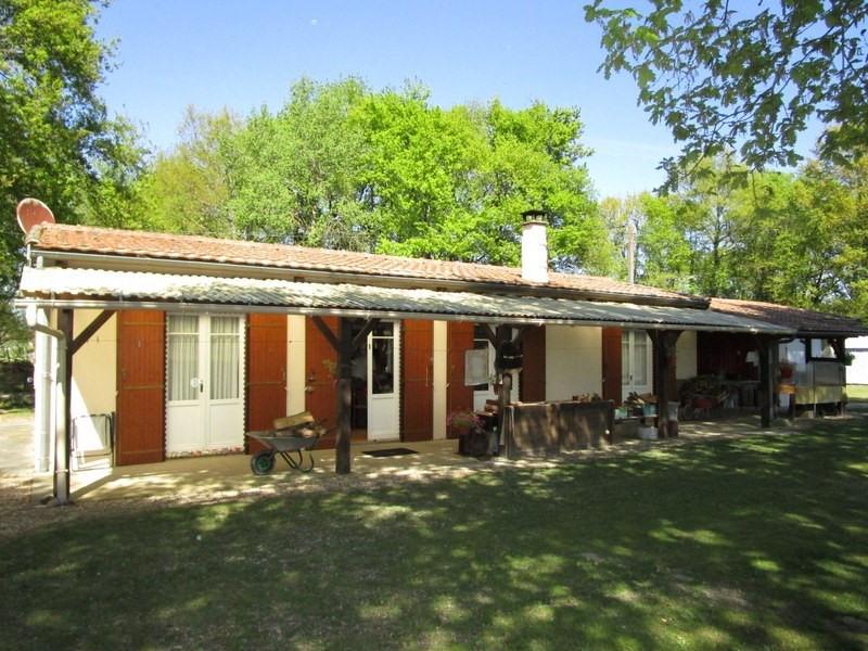 Sale house / villa Beaupouyet 76000€ - Picture 1