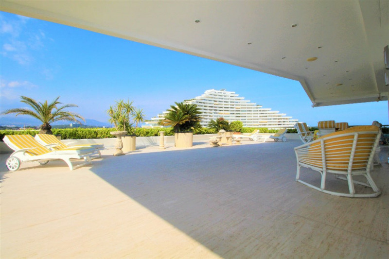 Deluxe sale apartment Villeneuve loubet 1250000€ - Picture 3