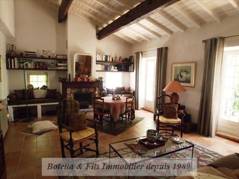 Immobile residenziali di prestigio casa Uzes 630000€ - Fotografia 6