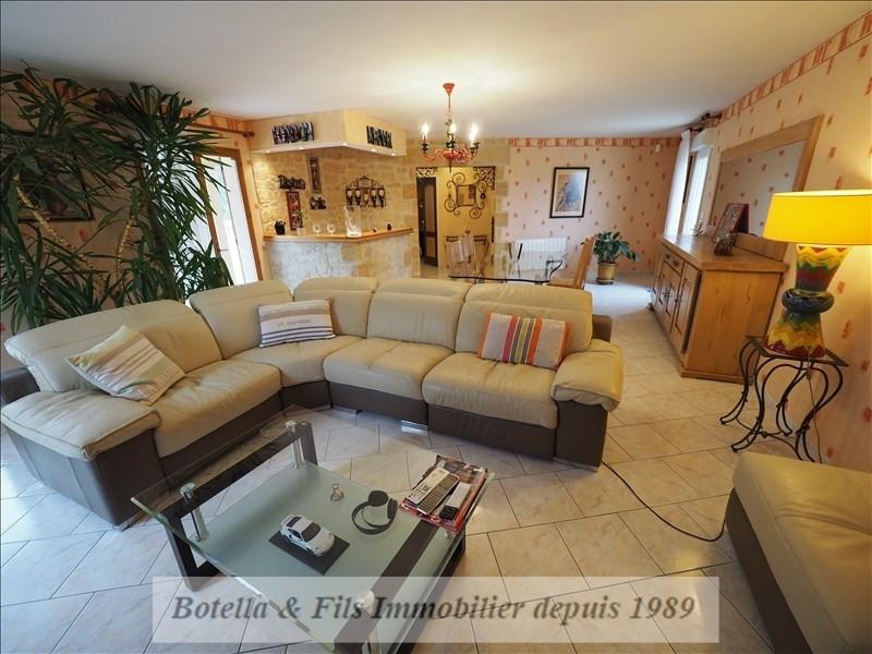 Vente maison / villa Goudargues 349000€ - Photo 3