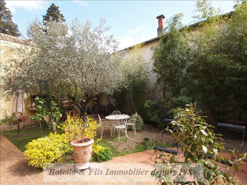 Vente maison / villa Uzes 526000€ - Photo 4