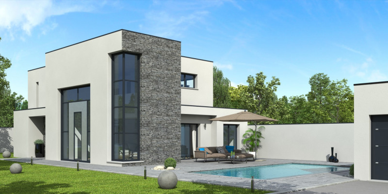 Maison  5 pièces + Terrain 652 m² Daix (21121) par MAISONS DARCY