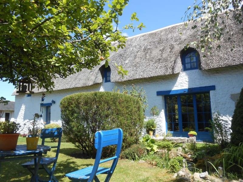 Sale house / villa Pluguffan 346620€ - Picture 1