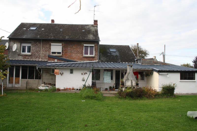 Sale house / villa Hautmont 137100€ - Picture 10