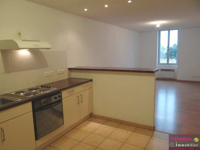 Location appartement Caraman  centre 540€ CC - Photo 1