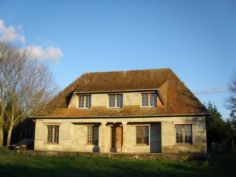 Vente maison / villa Livarot 117000€ - Photo 1