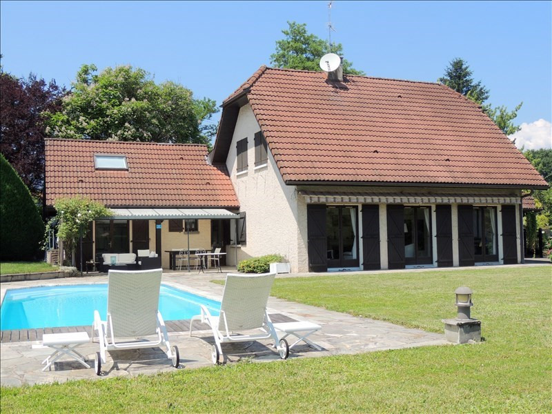 Vente maison / villa Prevessin-moens 1150000€ - Photo 1