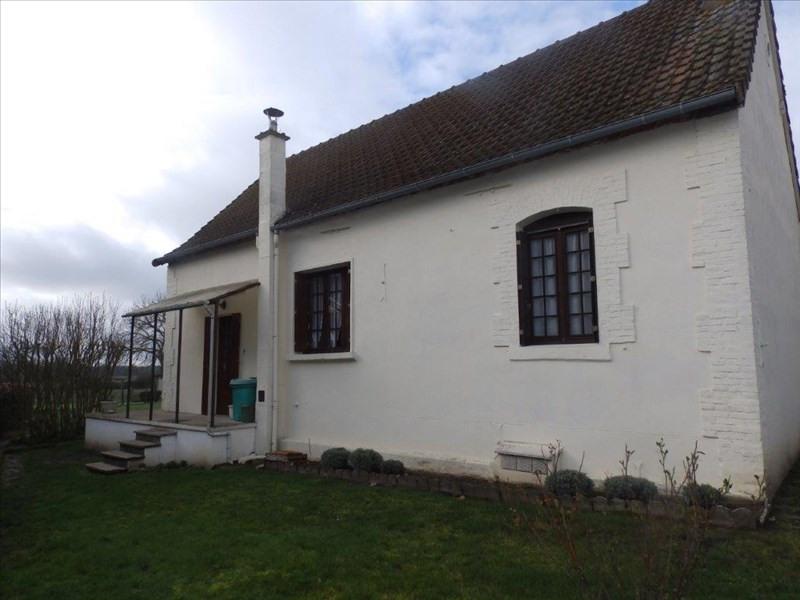 Vente maison / villa Tresnay 91000€ - Photo 1