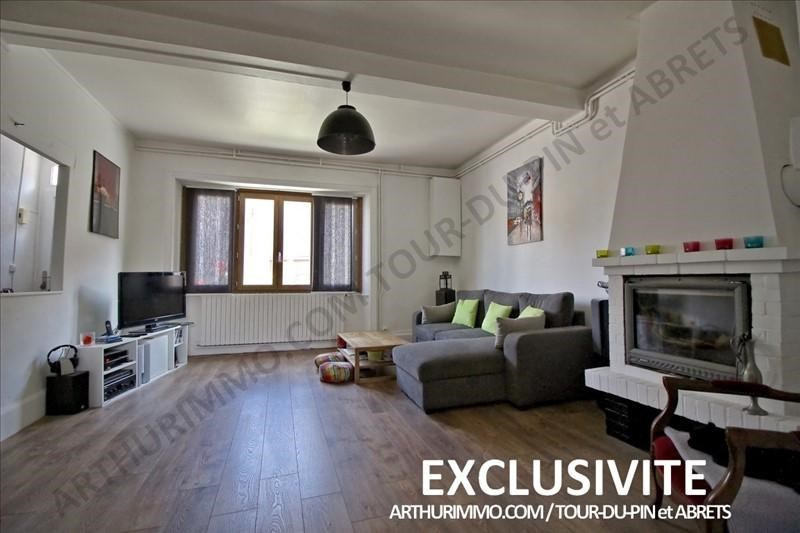 Sale house / villa Les abrets 163 000€ - Picture 1