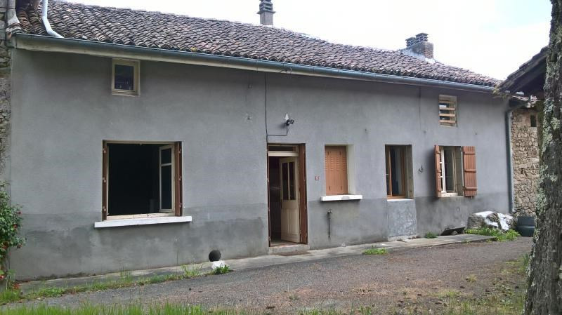Vente maison / villa Vayres 44 000€ - Photo 2
