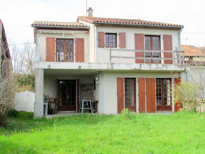 Vente maison / villa Villejesus 92650€ - Photo 2