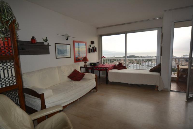 Verkoop  appartement Antibes 285000€ - Foto 1