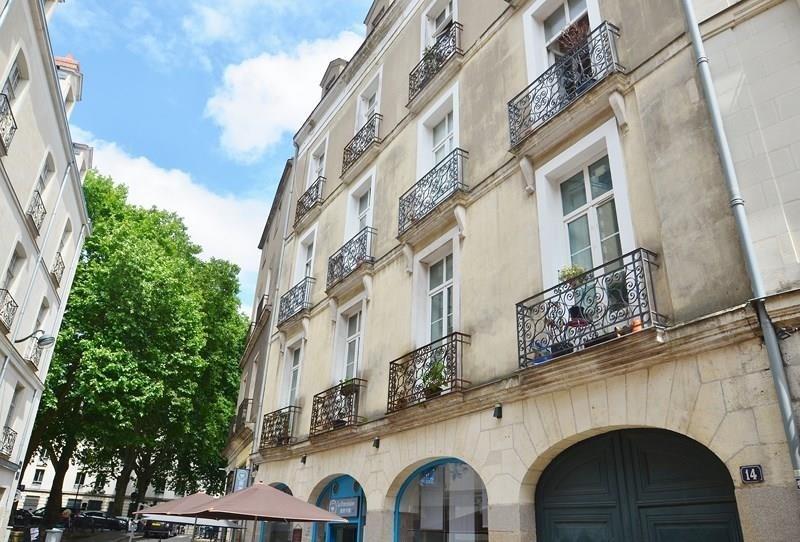 Vente appartement Nantes 87400€ - Photo 1