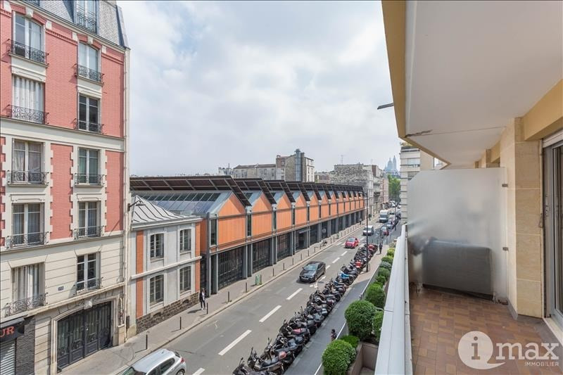 Vente appartement Paris 18ème 825 000€ - Photo 6
