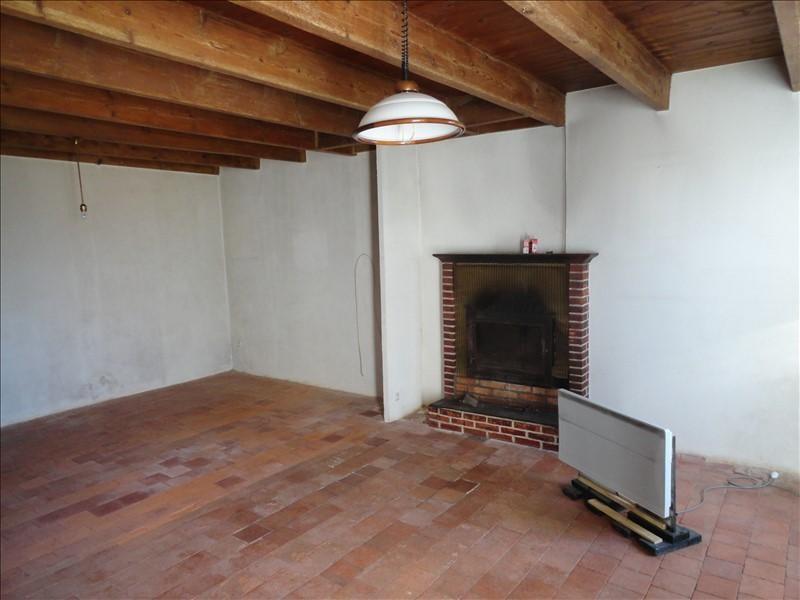 Sale house / villa St crespin sur moine 49500€ - Picture 2