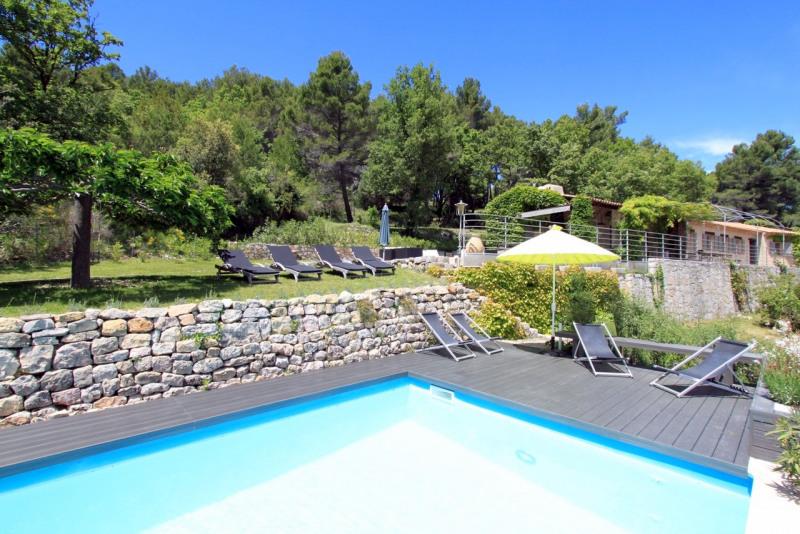 Deluxe sale house / villa Seillans 1099000€ - Picture 1