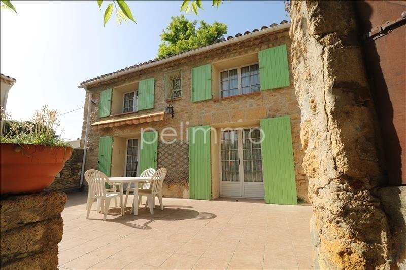 Vente maison / villa Grans 265000€ - Photo 3