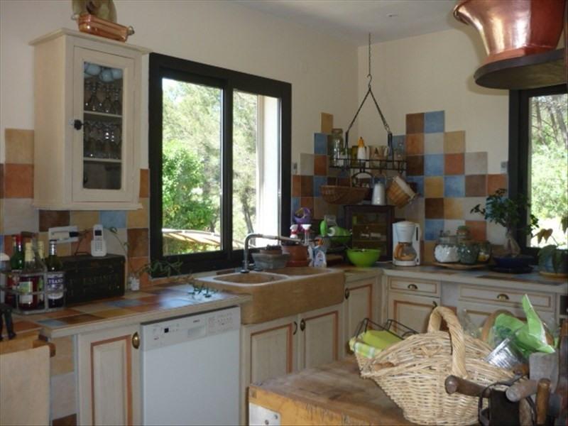 Vente de prestige maison / villa La bouilladisse 725000€ - Photo 6