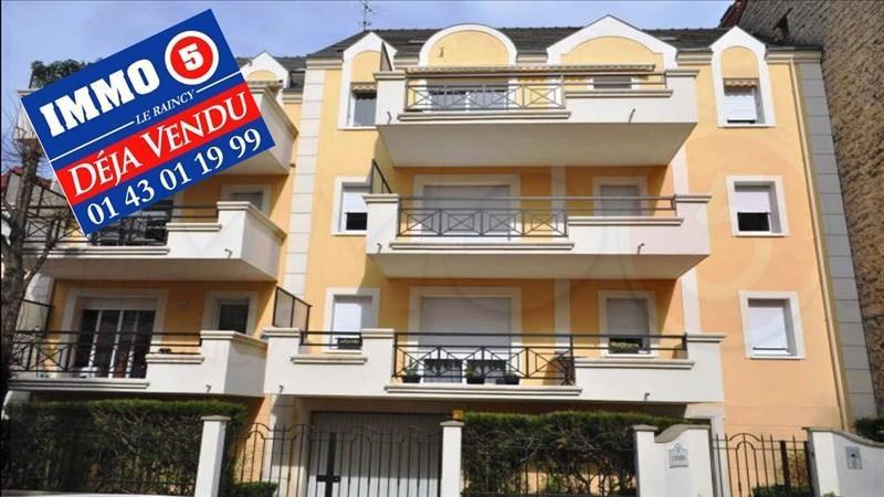 Deluxe sale apartment Villemomble 399000€ - Picture 1
