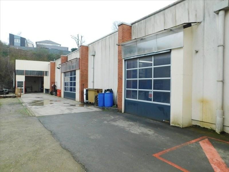Vente local commercial Lecousse 262000€ - Photo 1