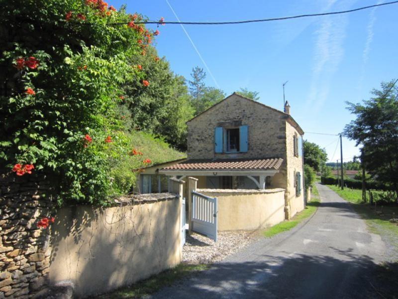 Vente maison / villa Siorac en perigord 192000€ - Photo 2