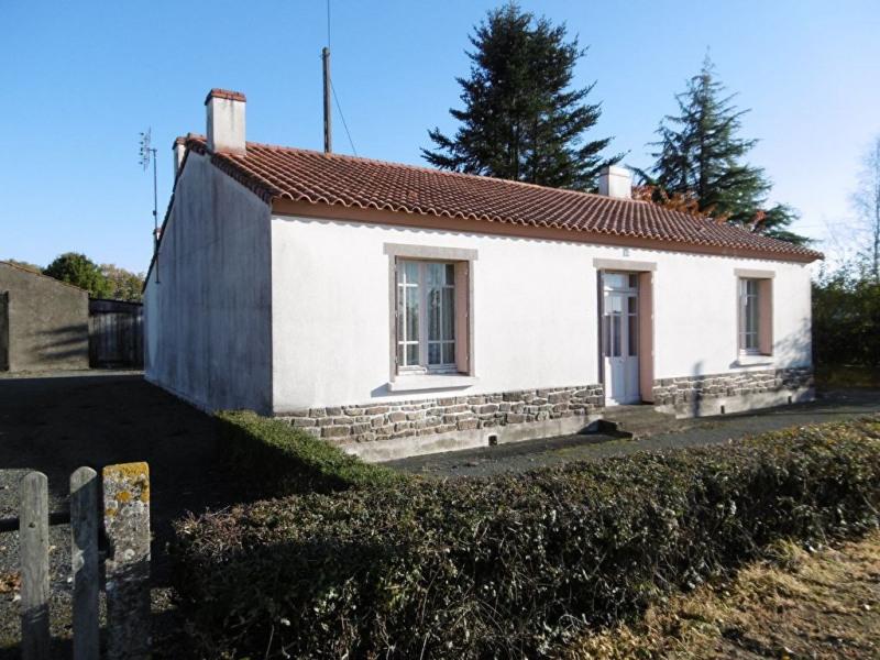 Vente maison / villa Beaulieu sous la roche 131750€ - Photo 1