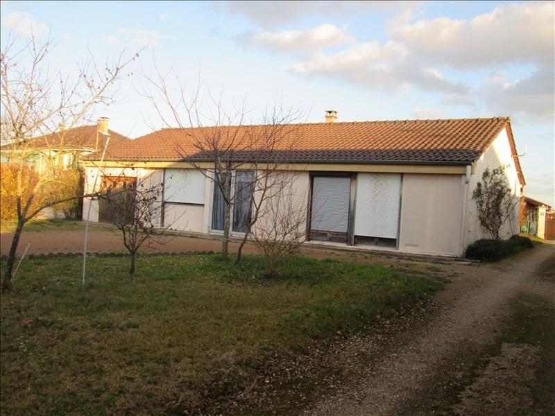 Sale house / villa Feillens 129500€ - Picture 10