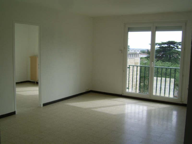 Verkoop  appartement Nimes 81000€ - Foto 1