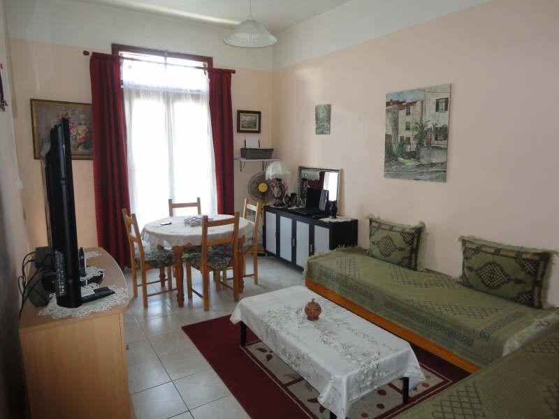 Sale apartment Sete 85000€ - Picture 1