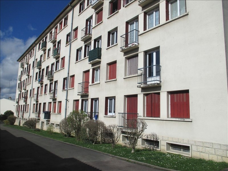 Vente appartement Troyes 59 900€ - Photo 1