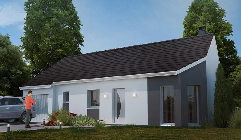 Maison  4 pièces + Terrain 507 m² Fouquereuil par Habitat Concept