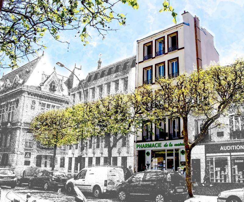 Coeur de ville programme immobilier neuf vincennes propos par bricquev - Coup de coeur immobilier vincennes ...