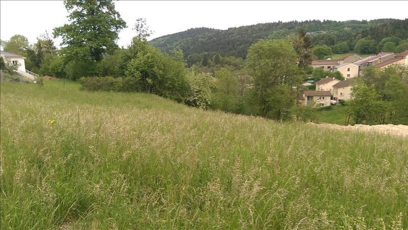 Vente terrain St martin du frene 59880€ - Photo 5