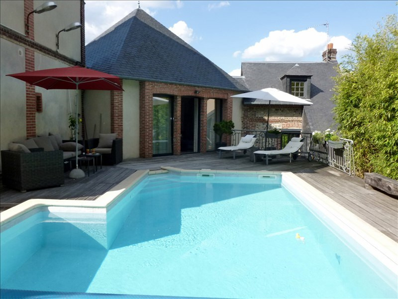 Vente de prestige maison / villa Honfleur 790000€ - Photo 8