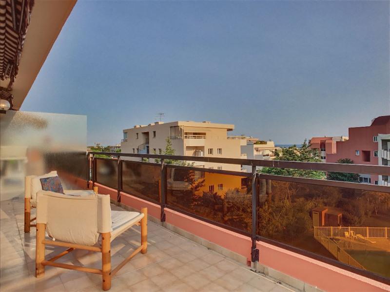 Vendita appartamento Cagnes sur mer 450000€ - Fotografia 1
