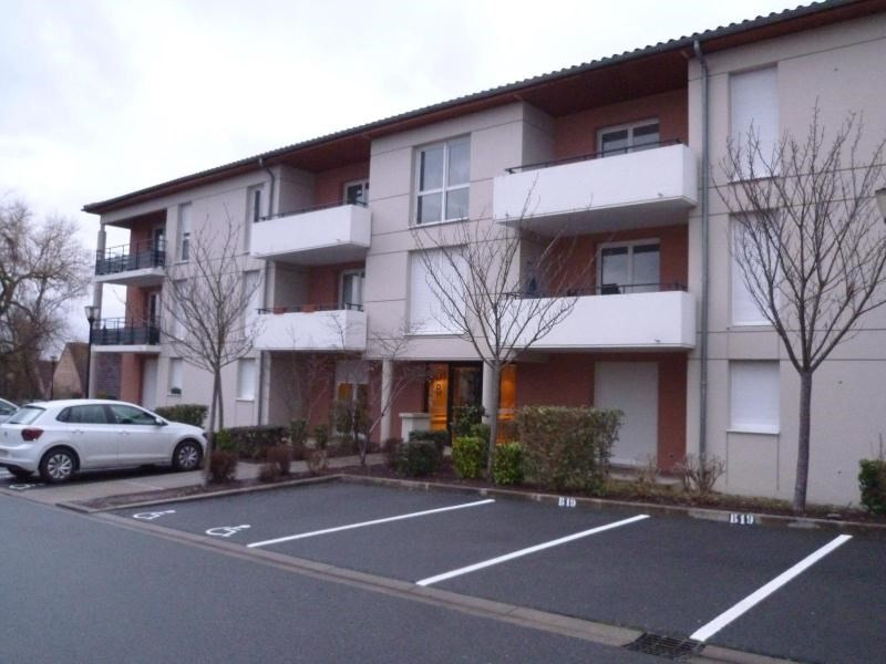 Vente appartement Cusset 79 000€ - Photo 1