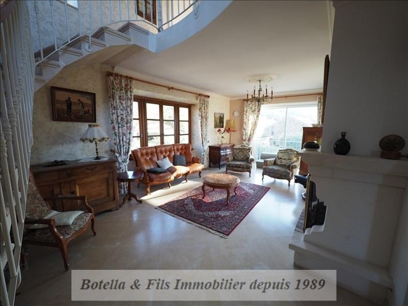 Verkauf von luxusobjekt haus Uzes 830000€ - Fotografie 9