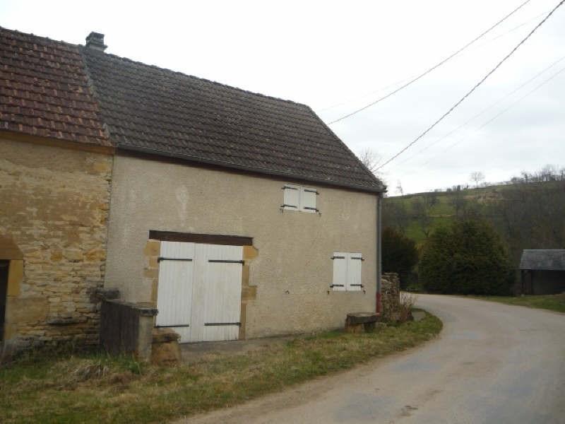Verkoop  huis St benin d azy 50000€ - Foto 5