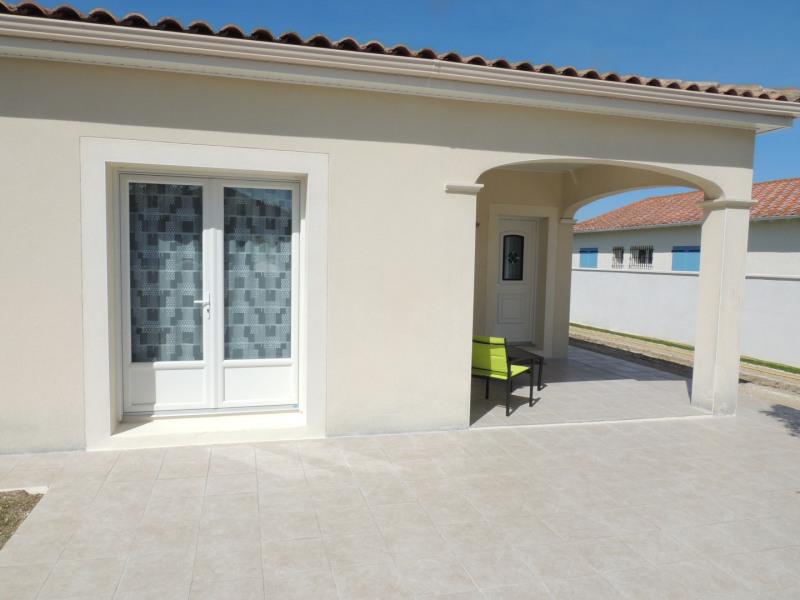 Location vacances maison / villa Saint sulpice de royan 455€ - Photo 1