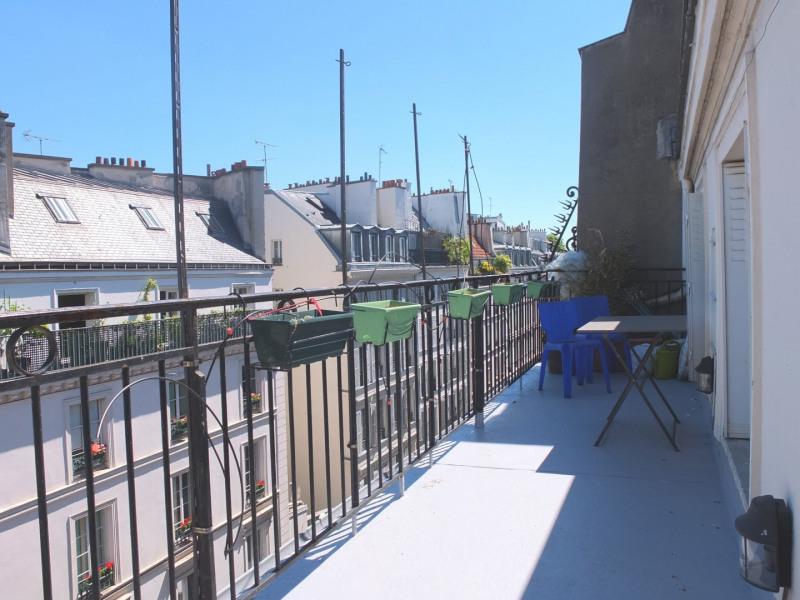 Paris IVe - Rue Rambuteau -Temple