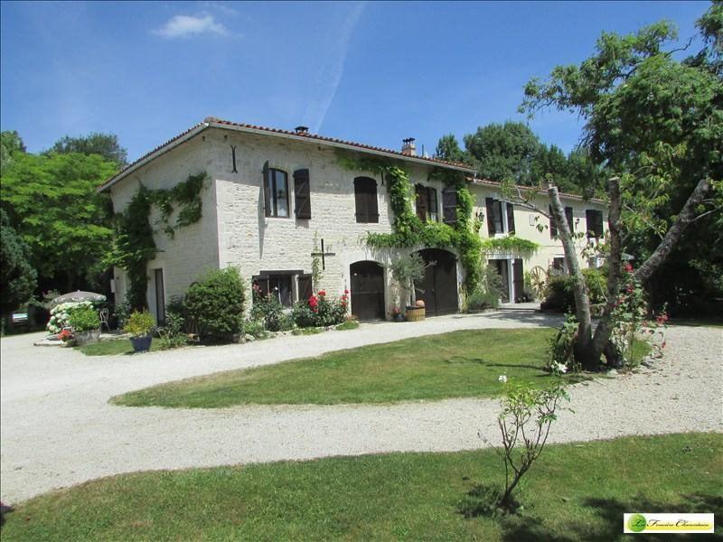 Vente maison / villa Aigre 414750€ - Photo 1
