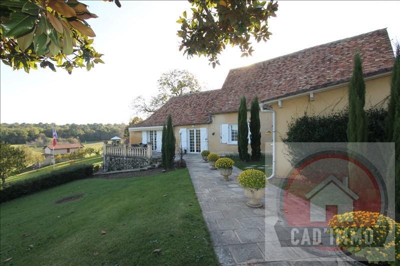 Vente maison / villa Queyssac 337000€ - Photo 1
