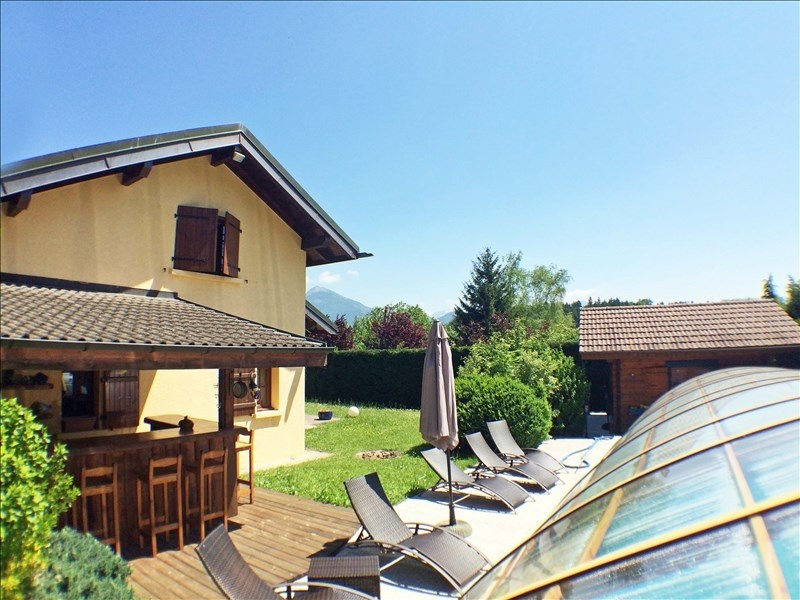 Deluxe sale house / villa Fillinges 585 000€ - Picture 1