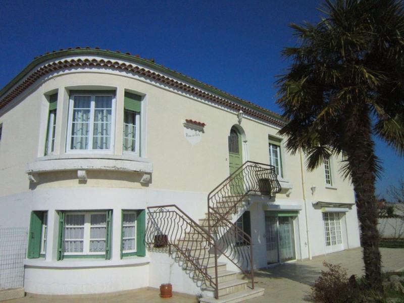 Sale house / villa Saint palais sur mer 433675€ - Picture 1