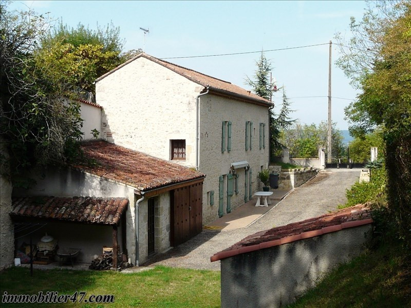 Vente maison / villa Prayssas 199 000€ - Photo 1